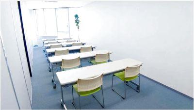 【吉祥寺駅徒歩5分】12名まで収容可能。明るく清潔感のある中会議室 - Natuluck吉祥寺北口 ハロースペース