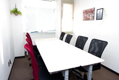エキ前会議室