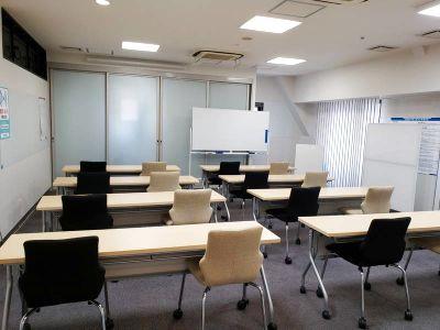 【八王子】駅から4分!ビジネスシーンにオススメの貸会議室(16名~30名) - NATULUCK八王子東町