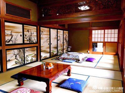 日本式格好いい家屋!茶室・テラスもあり、演奏も可能!日本式結婚には最適な場所 - 皎月山荘