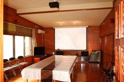 ・Wi-Fi、プロジェクター無料!セミナーや研修で使えるセミナー会場;24時間利用可能!ミーティングで使える貸し会議室 - 皎月山荘