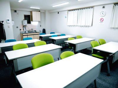 【乃木坂駅徒歩10分】西麻布で14名利用でも広々とゆったり使える会議室 - 麻布スペース