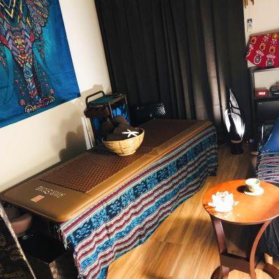 バリ風 完全個室  駅近  岩盤浴マット完備 設備充実  - バリ風サロン  バリ・エナン