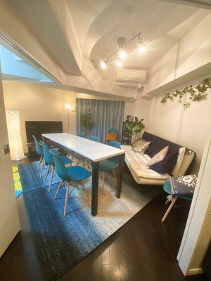 【上野駅すぐ】完全個室👪広々おしゃれな空間で周りを気にせずママ会議☕カフェ会議✨ - JK Room 上野店