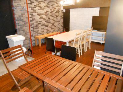 横浜の多目的レンタルスペース、フリースペースヨコハマ!完全個室のプライベート空間でパーティ、イベント、会議室に! - フリースペースヨコハマ