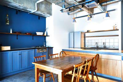 【駅から5分】天井が高く自然光も入ります!調理器具や食器が充実!  - ふだんごはん