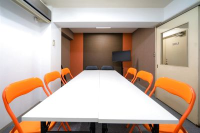 【Room‗B】ワンコインから利用可能な格安個室スペース テイクアウト飲食店併設✤ 渋谷/六本木/表参道/乃木坂 - 西麻布ベース