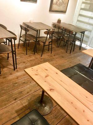 会議、教室、即売会、様々に利用できます - アタリ ギャラリーカフェバー