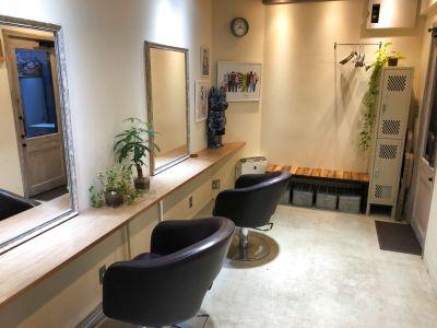 [完全貸し切り]代々木八幡/代々木公園/代々木上原/撮影用、個人用ヘアメイクスペース/レンタル美容室/勉強会/自主練習に - Fable Hairstudio
