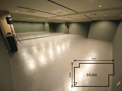 NEW OPEN!!! 大中小の3スタジオ完備!! 設備充実のレンタルスタジオ!!   - 「KiT-UP」