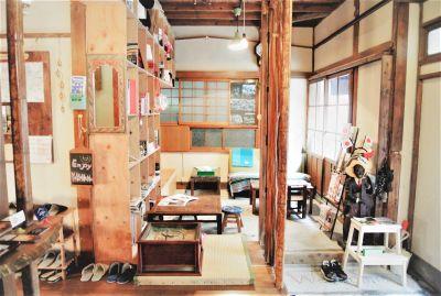 《日本家屋な古民家をリノベーションしたレトロなゲストハウス》ロケや物撮りや人物撮影やコスプレ撮影のレイヤーさんにもオススメ - ゲストハウス フタレノ