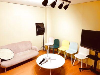 動画配信収録スタジオ上野
