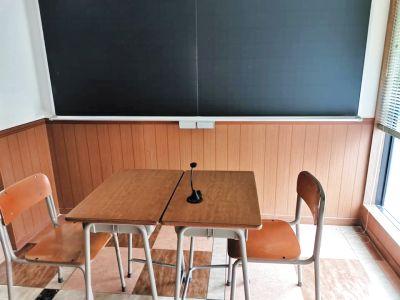 黒板、Wi-FI  ありで動画撮影に最適  - ファミリースペースA1