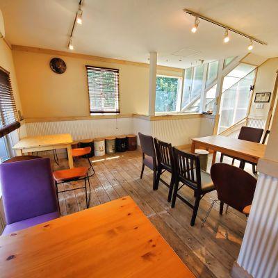 完全個室、ゆったりできるオシャレな空間を貸切に!Wi-Fi、キッチンなど設備も充実! - エビスカフェ(海老寿cafe)