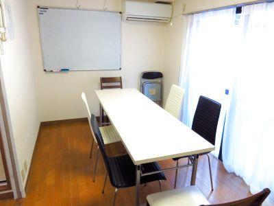 【大井町駅徒歩3分】完全個室 貸会議室C(通常6名) - 豊強ビル