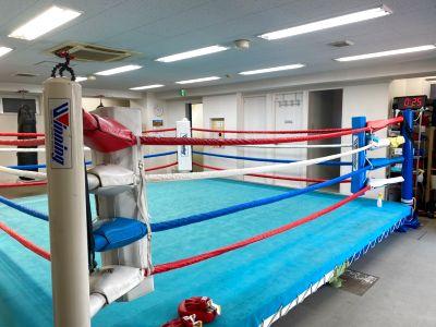蒲田駅近 ボクシングジム