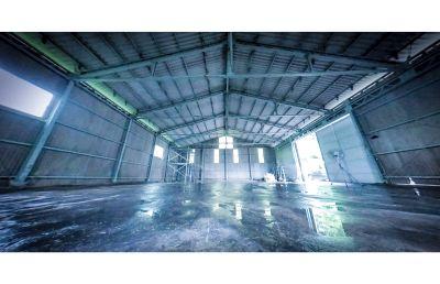 大型貸し倉庫スタジオフレア