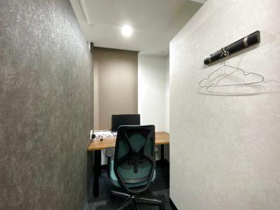 【NEWOPEN】1人用半個室でリモートワークにも!【RoomG】 - 渋谷ワールド宇田川ビル 会議室