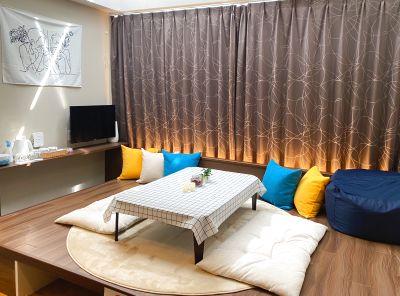 ホテルの一室なので清潔!お仕事でのご利用やパーティールームなど自由にお使いください! - CULTI EARL HOTEL
