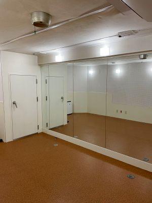 【池袋徒歩6分】個人レッスンなどに最適!ダンス・演劇練習のできる24時間利用可能な防音スタジオ - MIBビル 602号室