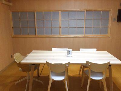レンタルルーム 馬車道茶会室