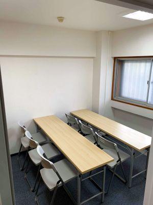 鶴見駅から資金1分の応接室 - 鶴見駅前オフィス