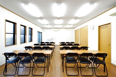 明覺寺会議室