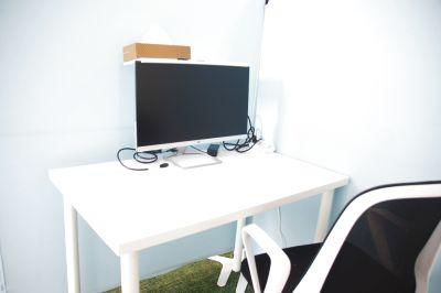 家じゃ集中できない方に・・・。第2のオフィスとして・・・。テレワークスペースを使いたい方に。 - CatHandsForWork