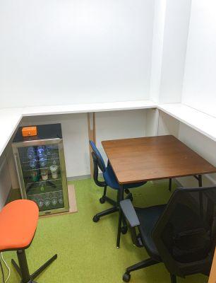 WEB会議や英語の勉強などに最適な、使い勝手の良い個室です。 - 千石自習室【個室利用】