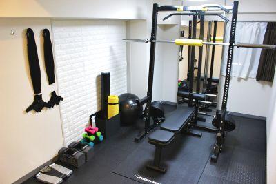 トレーニングスペース(2)