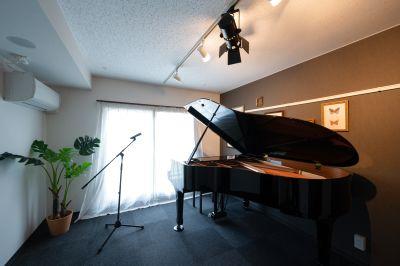 <オープンキャンペーン中!>動画配信やレッスンなどに!ミュージシャン必見の防音スタジオ - Tasuki Studio