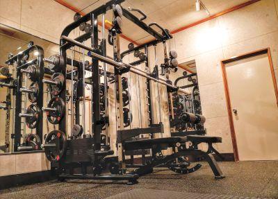 シュシュBox Gym