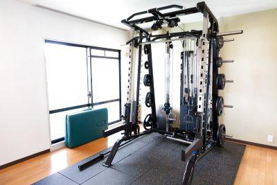 当日予約可能!トレーニングや少人数のヨガ・ピラティスなど運動に最適のスペースです。 - パーソナルジムReway