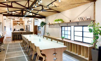 キッチン&会議室|上町サンク