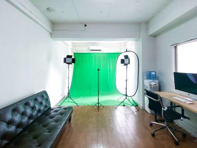 【豊富な無料撮影備品】商品撮影・youtube動画の西麻布スタジオ!空間を生かしてセミナーや会議、オンラインMTGに。 - 西麻布スタジオ 六本木ヒルズ前
