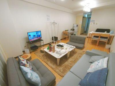 完全個室貸切スペース! 無料光WIFI, 広々利用、 渋谷駅徒歩4分、109の近くです。   - 渋谷駅徒歩4分 ✨道玄坂