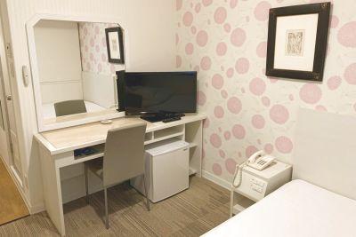 【レディース限定】◆個室確約◆ホテルの客室の1室だから安全安心♪新大阪駅から徒歩3分/wi-fi/有線LAN無料 - ニューオーサカホテル