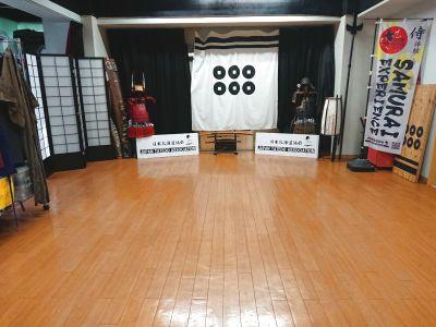 日本殺陣道協会 B教室
