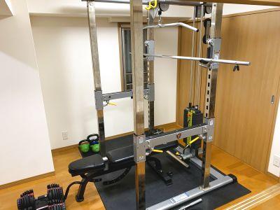 24時間利用可能!自主トレーニング・パーソナルトレーニングにも使えるレンタルジム - レンタルジムスペース