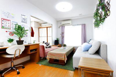 名古屋の部屋