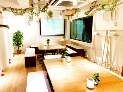 渋谷ガーデンルーム3F