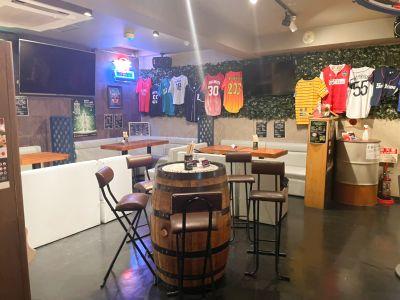 キッチン付きイベントスペースです。イベント・パーティ・スポーツ観戦など様々な用途にご利用いただくことが可能です! - GO SPORT