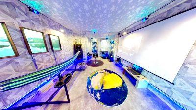 JR吹田駅から徒歩3分!仮想と現実のリラクゼーション空間!貸切、パーティーのご利用可能です♪【VRoom】 - ドロンバ