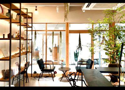 コプラス コワーキングカフェ