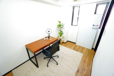 <SG Lounge ディシジョンルーム>完全個室のワークスペース✨光回線Wi-Fi無料!テレワーク/Web会議,面接 - 【SG Lounge】