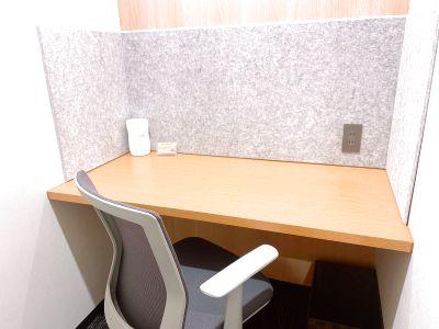 八千代緑が丘駅徒歩5分、当日利用可能、Wi-Fi無料、WEB会議可能な鍵付き個室!換気対策ばっちり。 - いい部屋Spacce八千代店