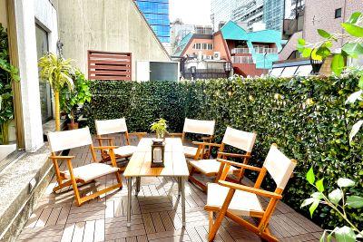 渋谷ガーデンルーム4F