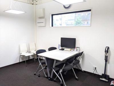 【天六駅徒歩3分】スタイリッシュスモールオフィス「 dot7 」(テレワーク・ミーティングに最適) - dot7