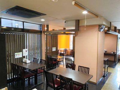 【JR都城駅徒歩3分】Wi-Fi無料|ホテルレストランスペース|小会議・打ち合わせ - ホテルウィング都城