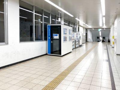テレキューブ JR西日本 高槻駅 改札外